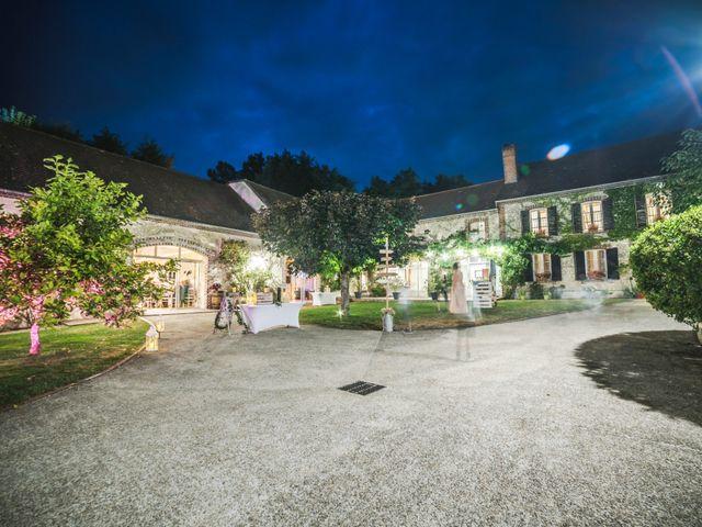 Le mariage de Justin et Ophélie à Senan, Yonne 20