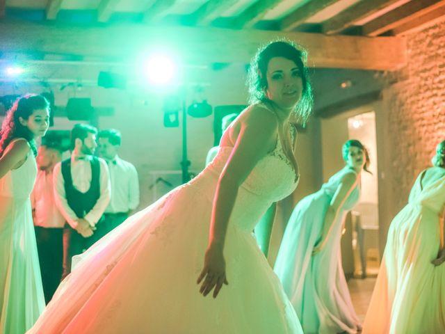 Le mariage de Justin et Ophélie à Senan, Yonne 22