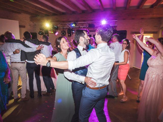 Le mariage de Justin et Ophélie à Senan, Yonne 24