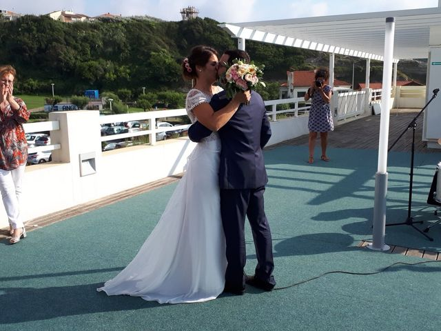 Le mariage de  Bastien  et Celia   à Anglet, Pyrénées-Atlantiques 6