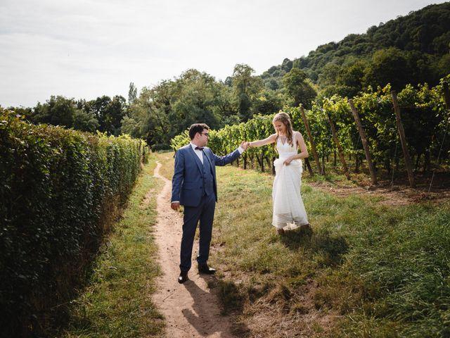 Le mariage de Dominique et Thibaut