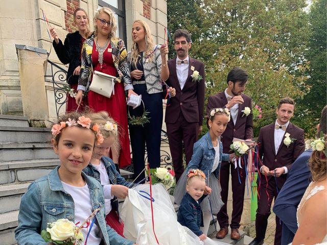 Le mariage de Augustin et Pounky à Quiévrechain, Nord 6