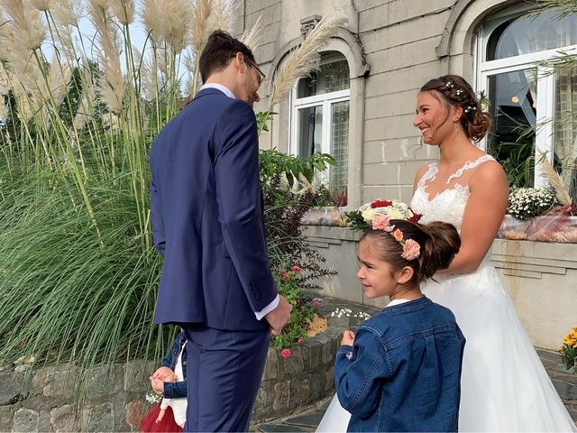 Le mariage de Augustin et Pounky à Quiévrechain, Nord 2