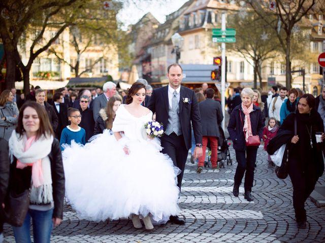 Le mariage de Julien et Aurélie à Strasbourg, Bas Rhin 1