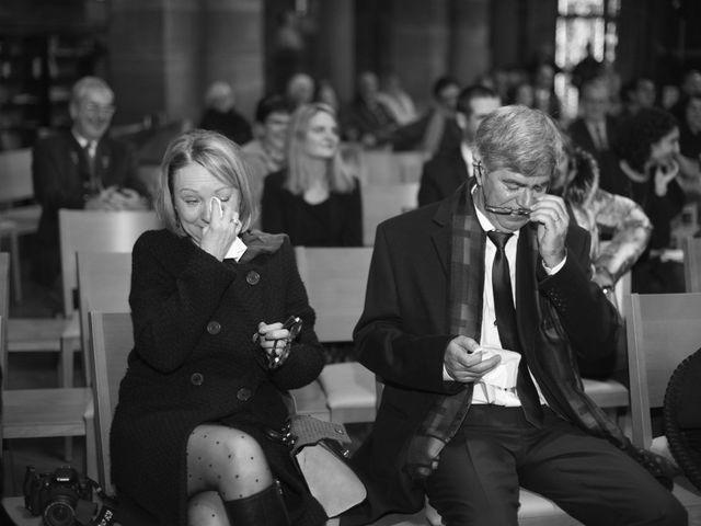 Le mariage de Julien et Aurélie à Strasbourg, Bas Rhin 11
