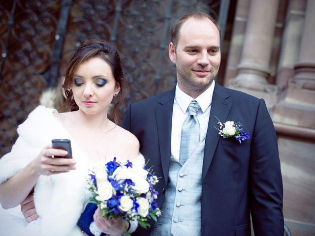 Le mariage de Julien et Aurélie à Strasbourg, Bas Rhin 15