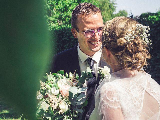 Le mariage de Ludovic et Carole à Domont, Val-d'Oise 9