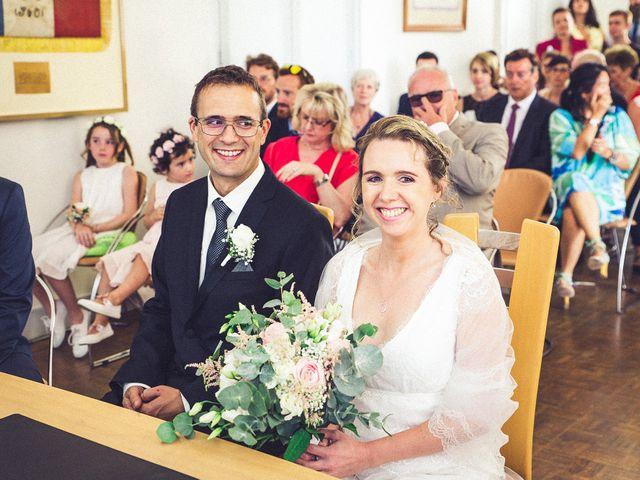 Le mariage de Ludovic et Carole à Domont, Val-d'Oise 12