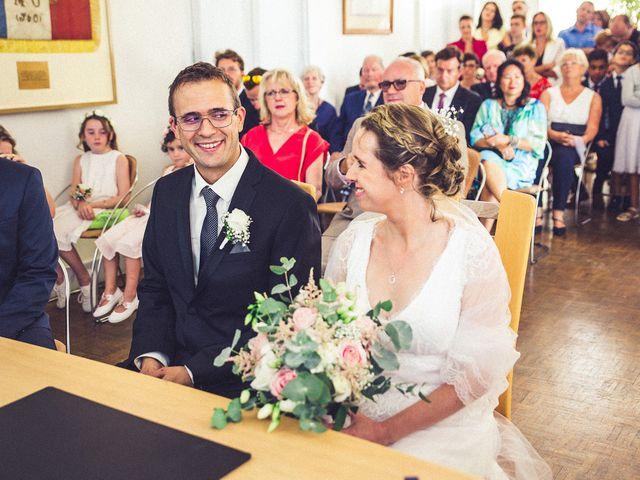 Le mariage de Ludovic et Carole à Domont, Val-d'Oise 13