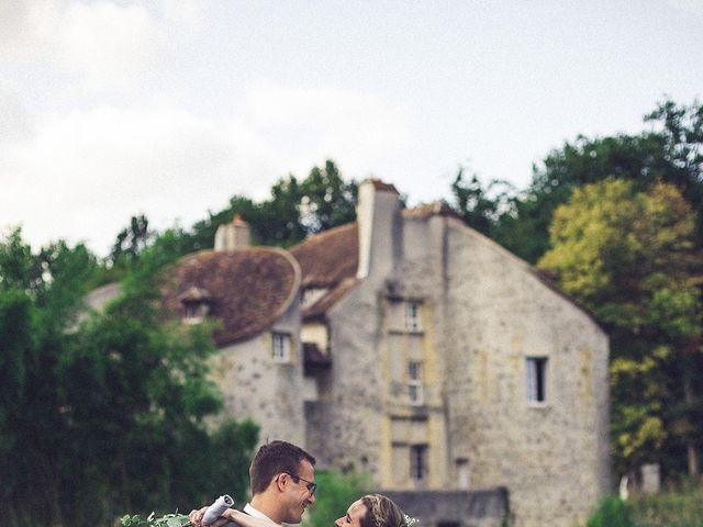 Le mariage de Ludovic et Carole à Domont, Val-d'Oise 1