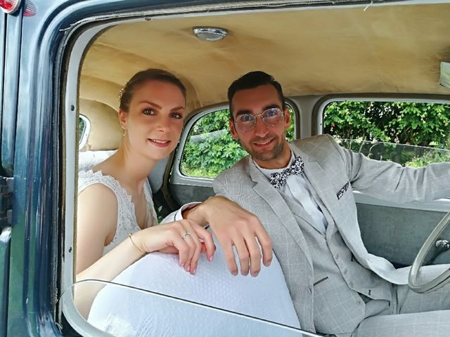 Le mariage de Ophélie et Romain