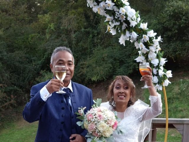 Le mariage de Ravalison  et Tahiana à Saint-Étienne, Loire 4