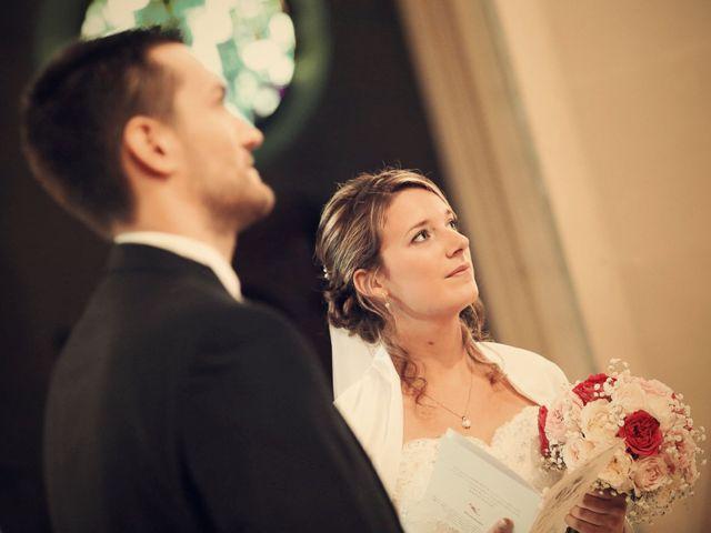Le mariage de Guillaume et Aurélie à Boissy-sous-Saint-Yon, Essonne 24