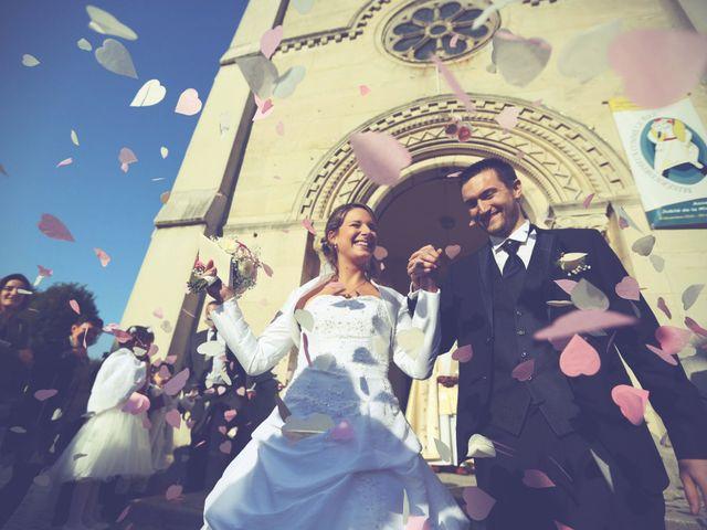 Le mariage de Guillaume et Aurélie à Boissy-sous-Saint-Yon, Essonne 34