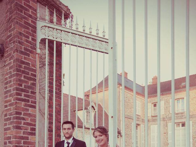 Le mariage de Guillaume et Aurélie à Boissy-sous-Saint-Yon, Essonne 56