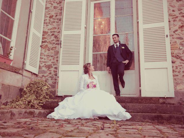 Le mariage de Guillaume et Aurélie à Boissy-sous-Saint-Yon, Essonne 58