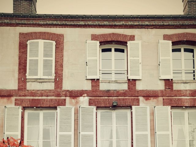 Le mariage de Guillaume et Aurélie à Boissy-sous-Saint-Yon, Essonne 59