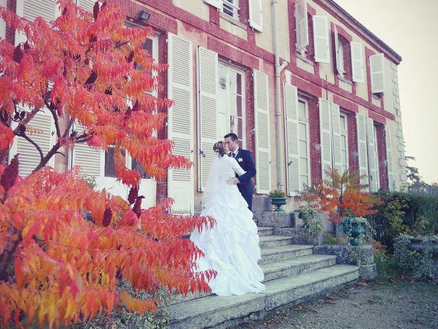 Le mariage de Guillaume et Aurélie à Boissy-sous-Saint-Yon, Essonne 60