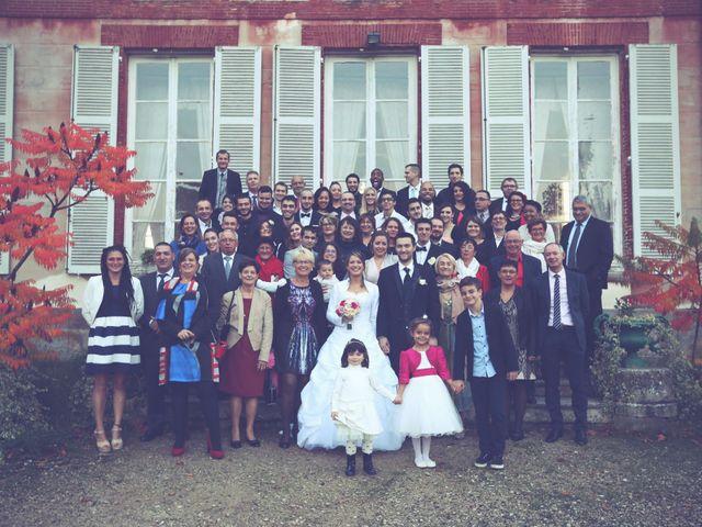 Le mariage de Guillaume et Aurélie à Boissy-sous-Saint-Yon, Essonne 64
