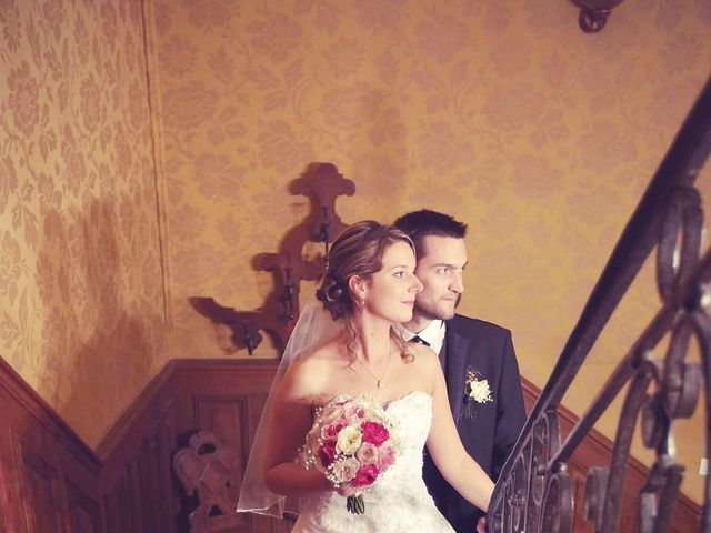 Le mariage de Guillaume et Aurélie à Boissy-sous-Saint-Yon, Essonne 66