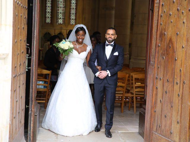 Le mariage de ZACHARI et INES à Le Coudray-Montceaux, Essonne 9