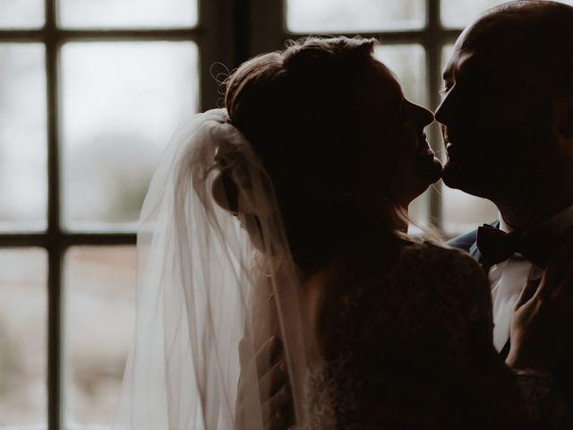 Le mariage de Kévin et Marion à Creully, Calvados 61