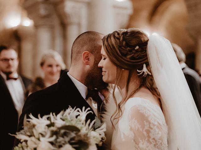 Le mariage de Kévin et Marion à Creully, Calvados 64