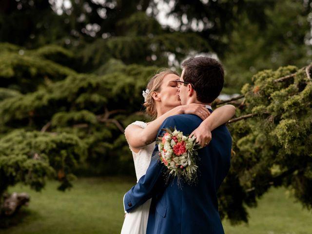 Le mariage de Valérie et Thomas