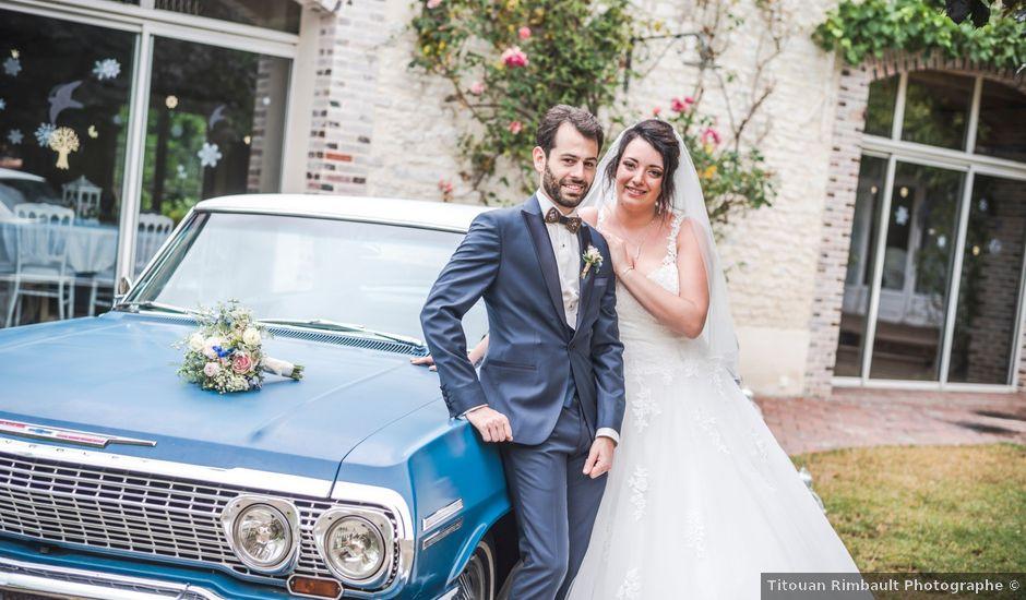 Le mariage de Justin et Ophélie à Senan, Yonne