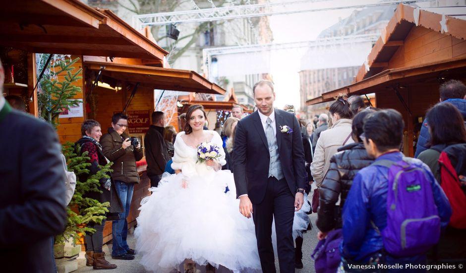 Le mariage de Julien et Aurélie à Strasbourg, Bas Rhin