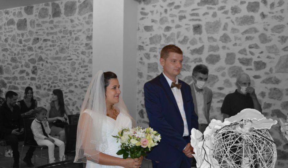 Le mariage de Nicolas et Marina à Tulle, Corrèze
