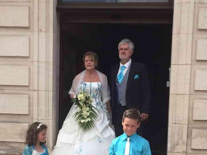 Le mariage de Josiane et Alain
