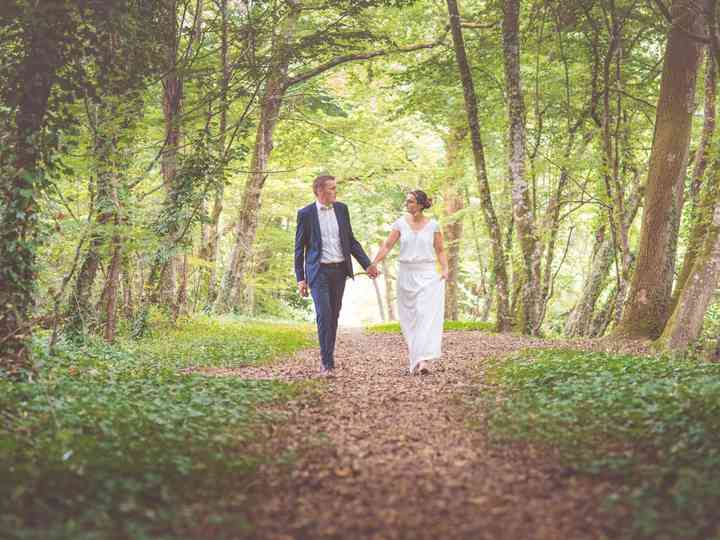 Le mariage de Camille et Clément