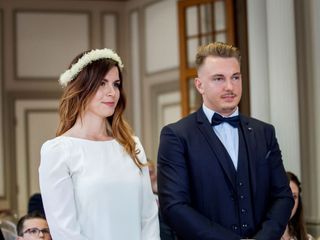 Le mariage de Zélie et Valentin 1