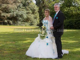 Le mariage de Josiane et Alain 1