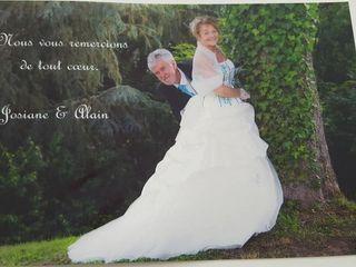Le mariage de Josiane et Alain 3