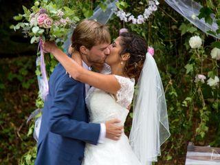 Le mariage de Eirin et Baptiste