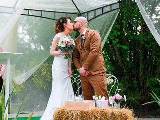 Le mariage de Cynthia et Jonathan