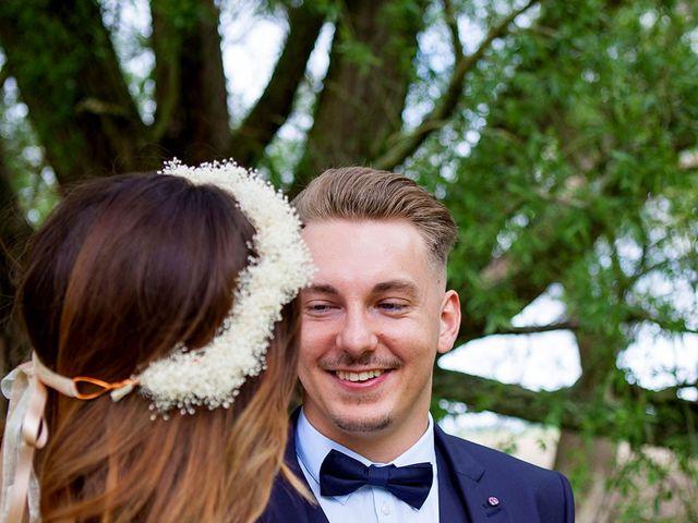 Le mariage de Valentin et Zélie à Halluin, Nord 20