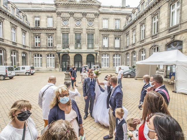 Le mariage de Fréderic et Gaëlle à Cambrai, Nord 11