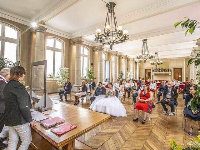 Le mariage de Fréderic et Gaëlle à Cambrai, Nord 13
