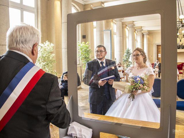 Le mariage de Fréderic et Gaëlle à Cambrai, Nord 22