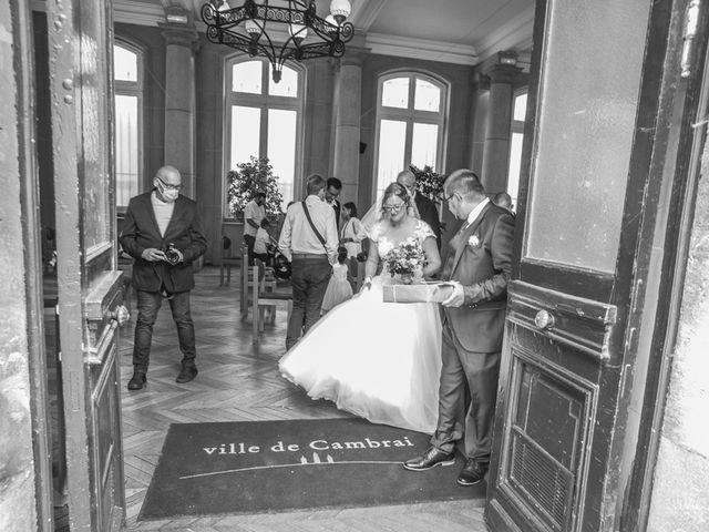 Le mariage de Fréderic et Gaëlle à Cambrai, Nord 25
