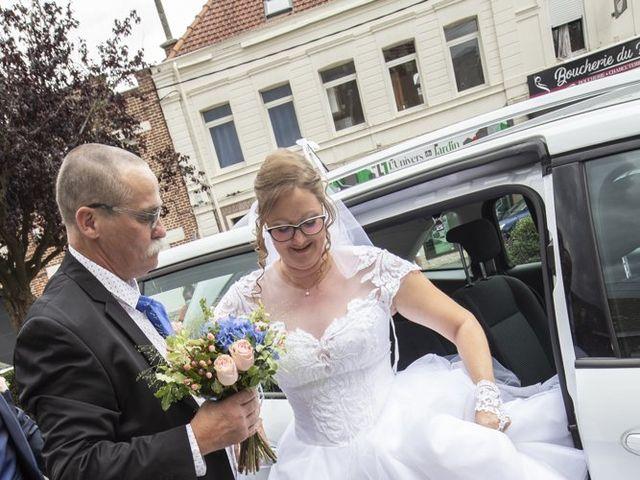 Le mariage de Fréderic et Gaëlle à Cambrai, Nord 32
