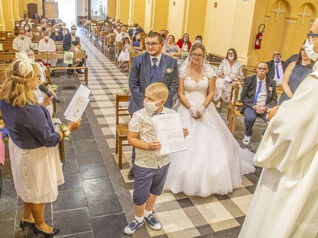 Le mariage de Fréderic et Gaëlle à Cambrai, Nord 47