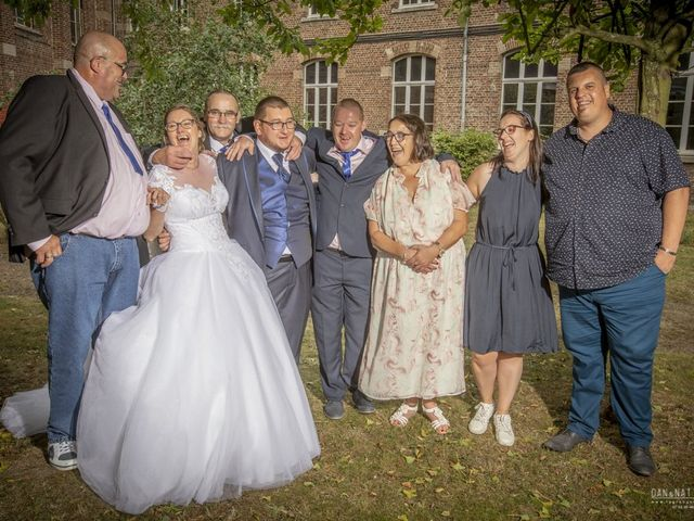 Le mariage de Fréderic et Gaëlle à Cambrai, Nord 75