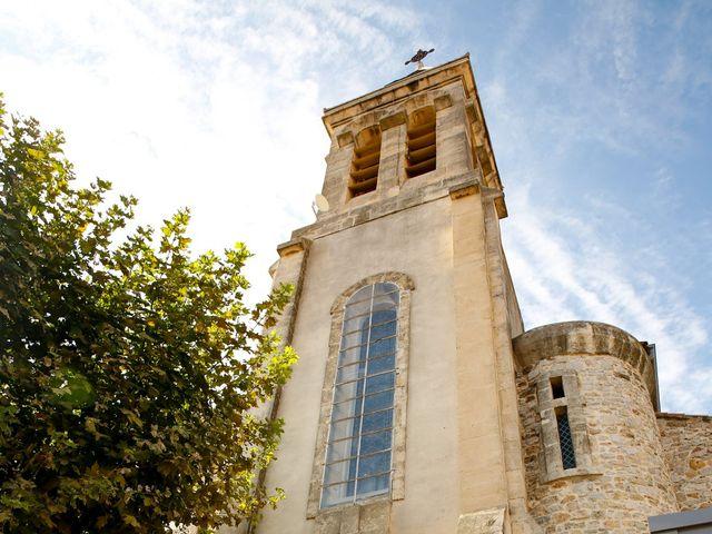 Le mariage de Jerome et Mélodie à Vic-la-Gardiole, Hérault 3