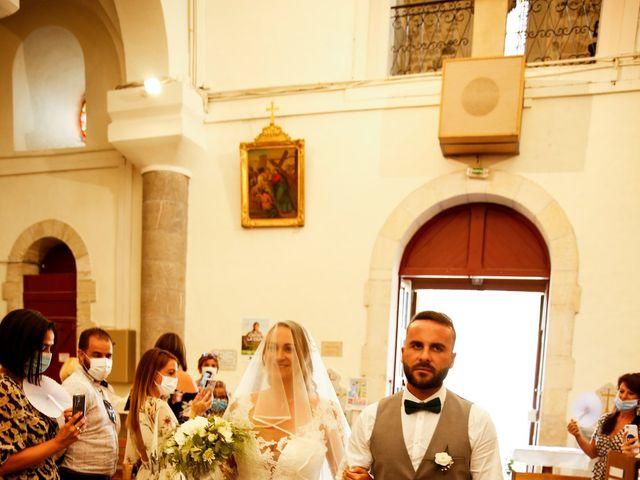 Le mariage de Jerome et Mélodie à Vic-la-Gardiole, Hérault 9