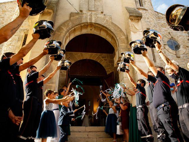Le mariage de Jerome et Mélodie à Vic-la-Gardiole, Hérault 16