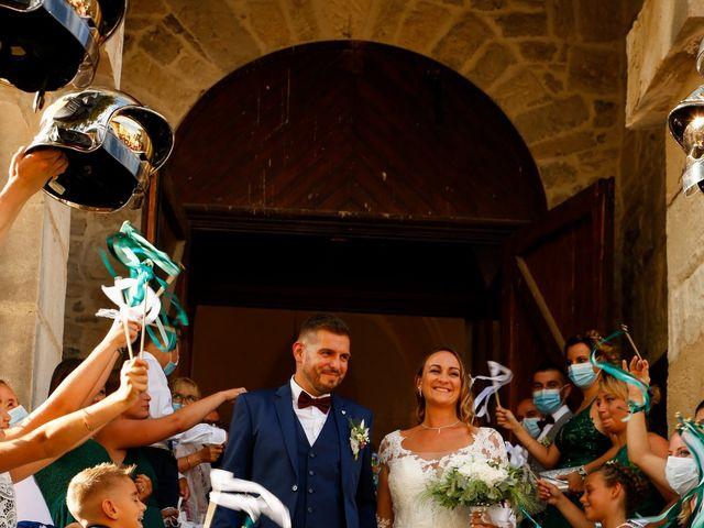 Le mariage de Jerome et Mélodie à Vic-la-Gardiole, Hérault 17